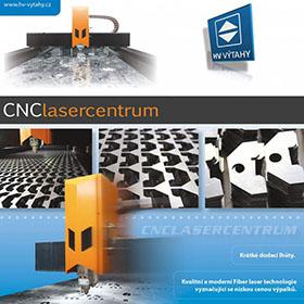 Letáky reference - Leták CNC centrum