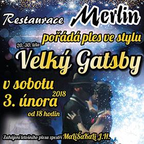 Letáky reference - Plakát Merlin