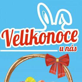 Letáky reference - Banner Velikonoce u nás