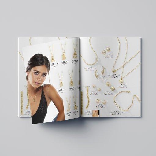 Tisk katalogu, brožury, návodu, výsledný rozměr A6 - 44 stran