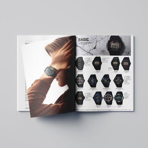 Tisk katalogu, brožury, návodu, výsledný rozměr A6 - 48 stran