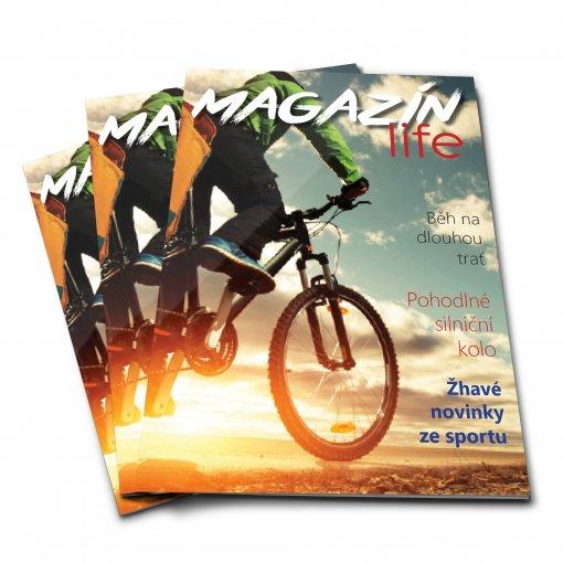 Tisk katalogu, brožury, návodu, výsledný rozměr A4 - 4 strany