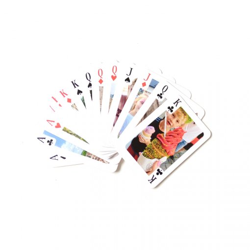 Vlastní karty na ferbl nebo prší, 32 herních karet