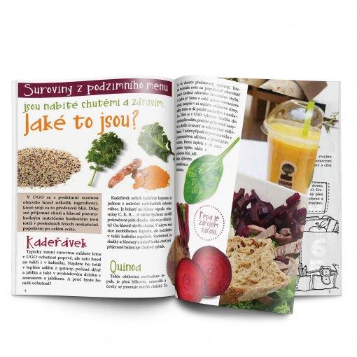 Tisk katalogu, brožury, návodu, výsledný rozměr A5 - 32 stran